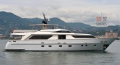 Superyacht SD 92 to be offered by Sanlorenzo Shares for fractional ownership
