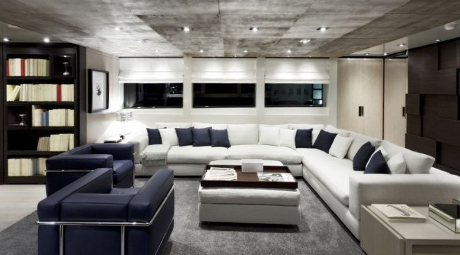 Superyacht SL 94 - Salon