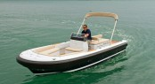 TT Loretta Anne yacht tender by Lloyd Stevenson and Foutaine Design Group