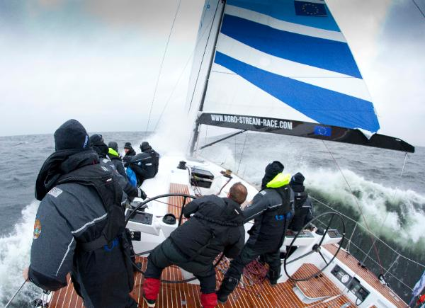 Team Europe in action © onEdition/Nautor's Swan
