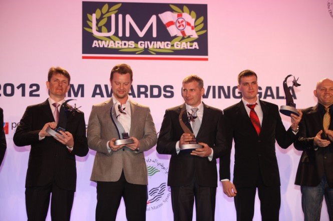 UIM Awards Giving Gala A Huge Success - Photo by Paolo Maggi