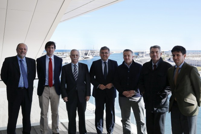 VLC BOAT SHOW 2013: First Consultant's Committee meeting