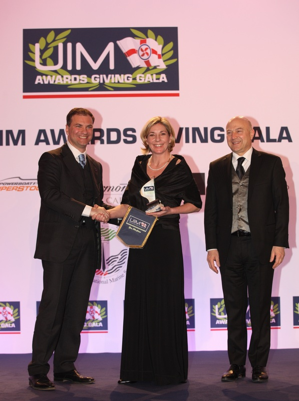 VSY-Viareggio Superyachts rewarded with UIM Special Mention for Environmental Benefit