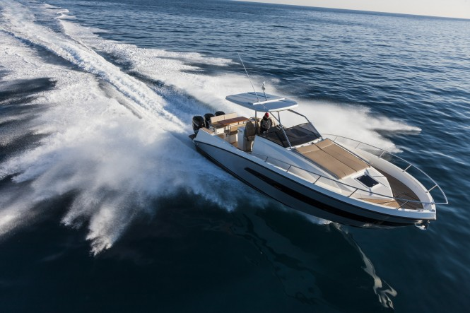 Verve Outboard yacht by Atlantis to make her international premiere at Miami Boat Show
