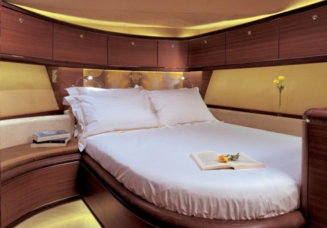 Zeelander 44 yacht tender - Cabin