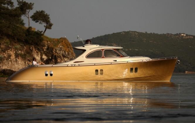 Zeelender 44 yacht tender