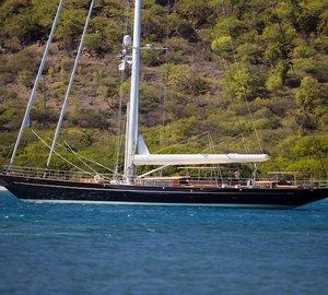 The beautiful Sailing Yacht PUMULA by Royal Huisman