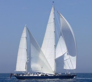 Ron Holland to sail aboard BLUE TOO Yacht at St Barths Bucket 2013