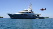 163ft expedition yacht Triton by Delta Marine
