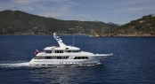 39m Feadship charter yacht GO