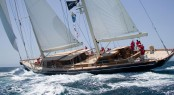 48m luxury sailing yacht Thalia by Vitters and Ron Holland