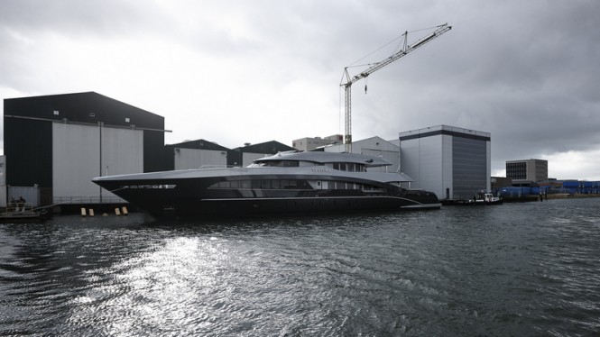 50m superyacht Ventura