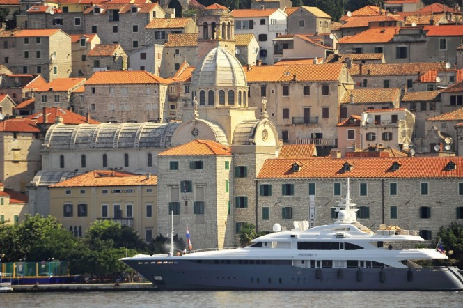 5th Adriatic Boat Show to be hosted by the popular Mediterranean yacht charter destination - Sibenik in Croatia