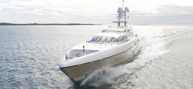 77 m Hanseatic Yacht Smeralda