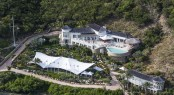 Aerial view of Yacht Club Costa Smeralda in Virgin Gorda, BVI - Photo by Rolex/Carlo Borlenghi