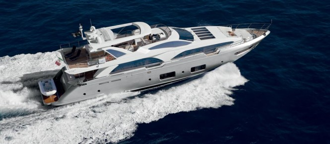 Azimut Grande 100 Yacht
