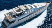 Azimut Grande 116 Yacht to make her China Premiere at Hainan Rendez-Vous 2013