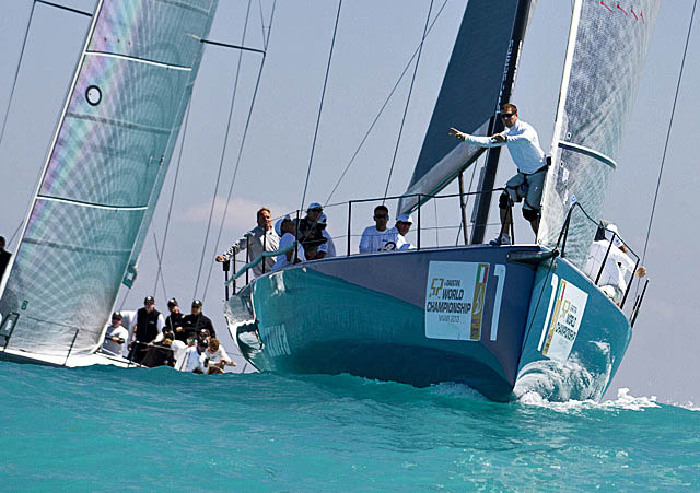 Azzurra Team - Photo by Ingrid Abery/Azzurra