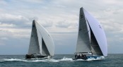 Azzurra in Miami for the TP52 World Championship - Photo credit Azzurra Sailing Team