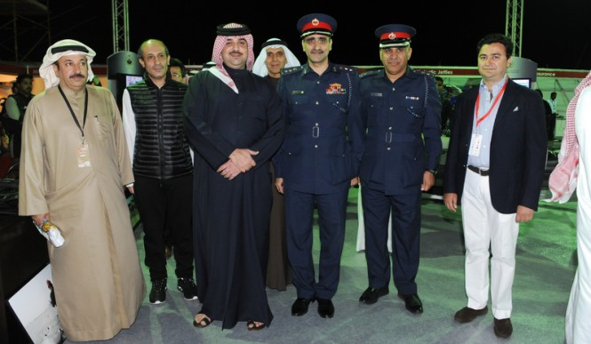 Bahrain Boat Show International 2011