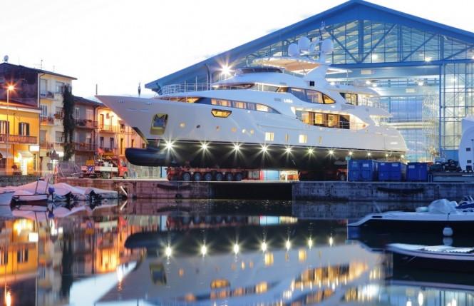 Benetti Crystal 140' BY002 Yacht LUNA