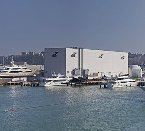 Italian luxury yacht builder CRN presents itself in Hong Kong