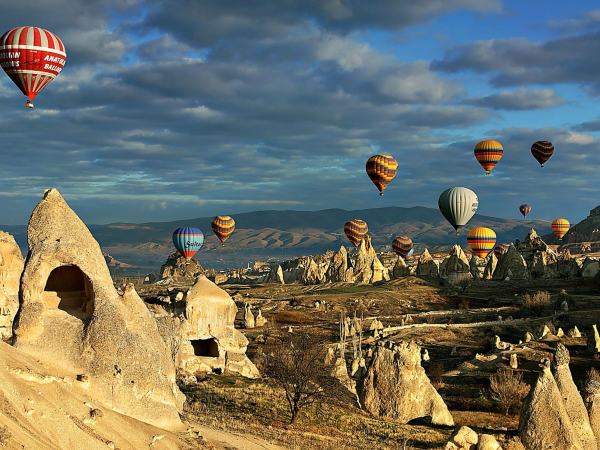 Cappadocia