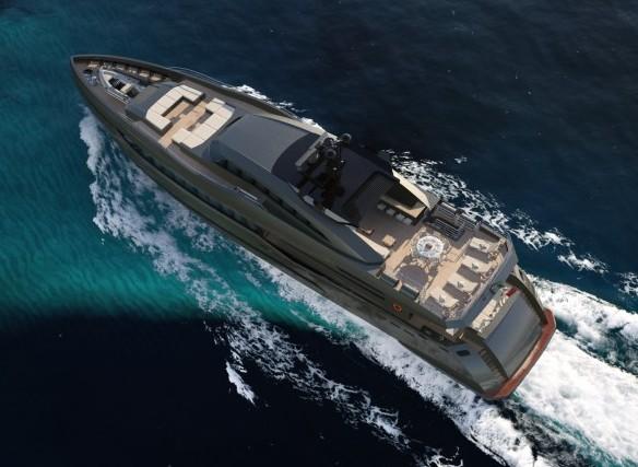 Columbus Sport 130 Hybrid Yacht