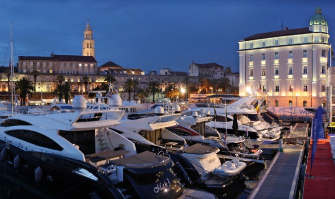 Croatia Boat Show to be held in Split in April