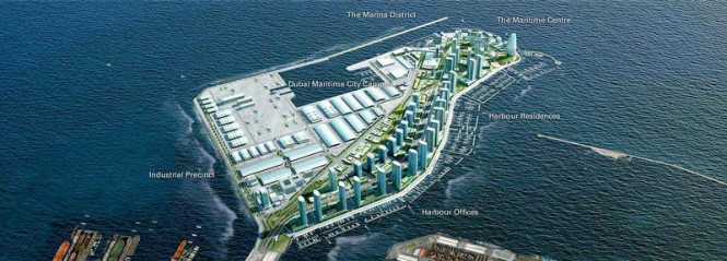 Dubai Maritime City (DMC)