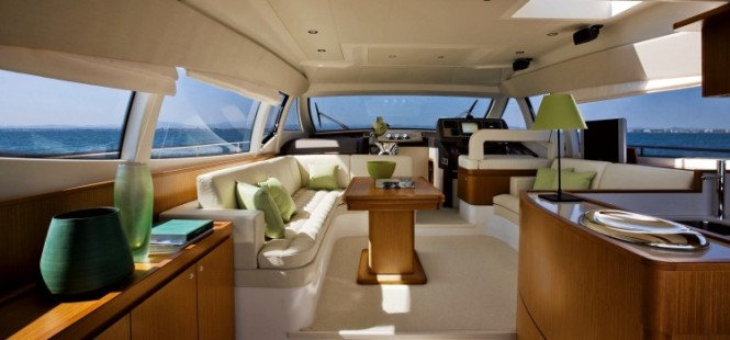Ferretti 530 Yacht - Interior
