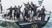 Green Marine's Yacht Ran IV at the World Championship of 52 Super Series in Miami - Photo by Xaume Olleros/52 Super Series