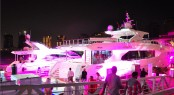 Gulf Craft�s �Majesty Yachts exclusive Preview� Event taking place in the beautiful Middle Eastern yacht charter location - Doha in Qatar