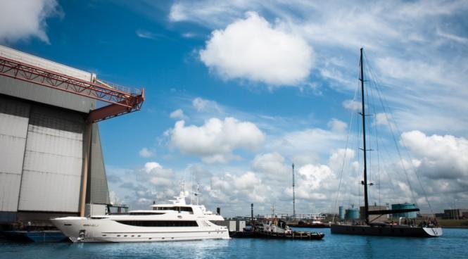 ICON Yachts - Shipyard