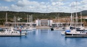Karpaz Gate Marina situated in the beautiful yacht charter destination - the Eastern Mediterranean
