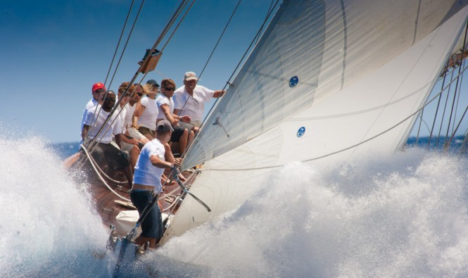 Les Voiles de St Barth 2013 to host strong international fleet
