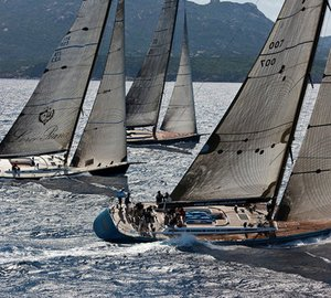 Perini Navi to sponsor 2013 Loro Piana Caribbean Superyacht Regatta and St Barths Bucket