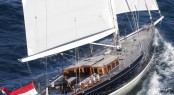 Luxury sailing yacht Windhunter II