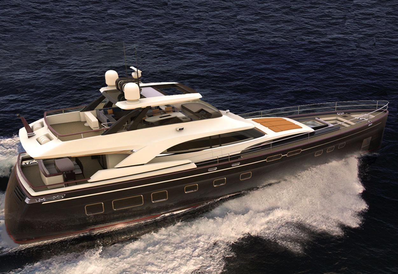 luxury yacht 100 motor concept design luxury yacht 100 motor thesis