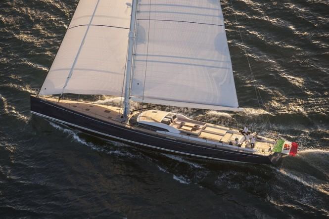 Luxury yacht Almagores II