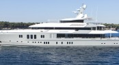 Luxury yacht MOGAMBO designed by Reymond Langton
