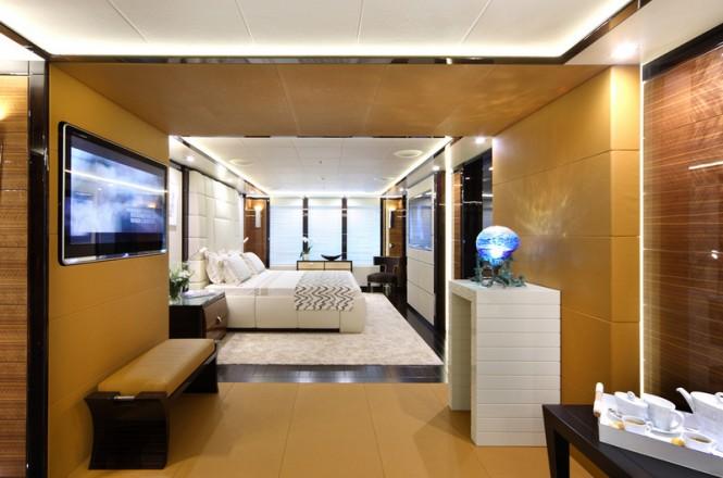 Mega Yacht Maidelle - Interior
