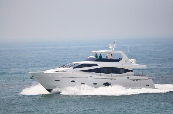 Monte Fino 76 yacht