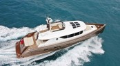 NISI 2400GT Superyacht - upview