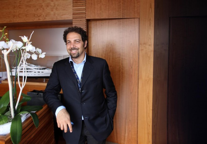Nabil El Jammal - New Middle East Area Manager for Benetti