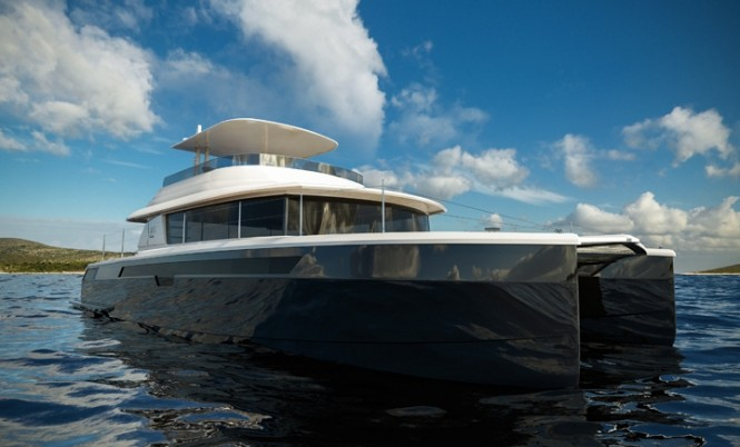 New Xpresso yacht by Setzer Yacht Architects for NISI Yachts