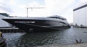 Newly launched 50m superyacht Ventura (YN 16050) by Heesen Yachts