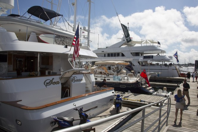 Newport Charter Yacht Show - Photo credit Billy Black