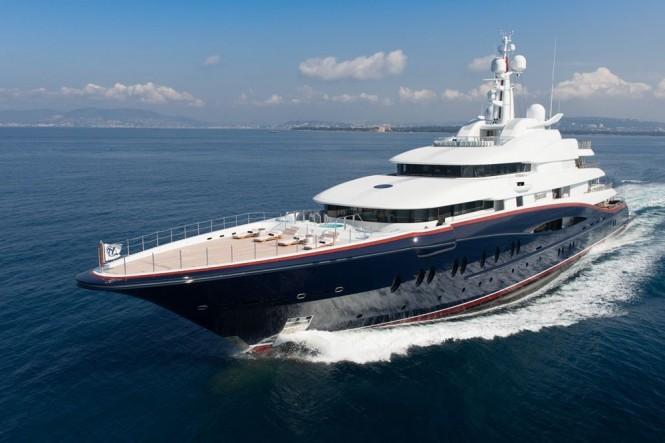 Oceanco Yacht NIRVANA