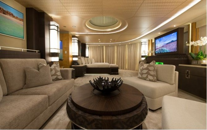Oceanco Yacht NIRVANA -  Interior